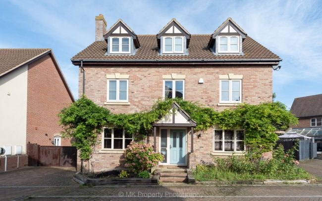 Property photograph of house in Milton Keynes